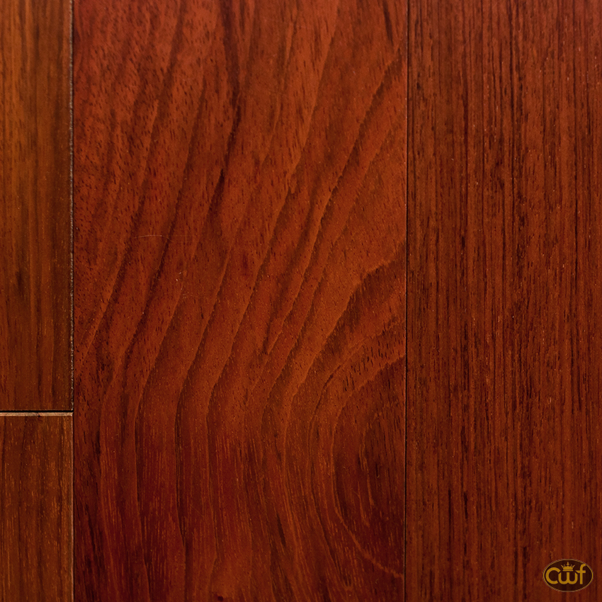 Brazilian cherry x 5 carolina floor covering for Cherry wood flooring