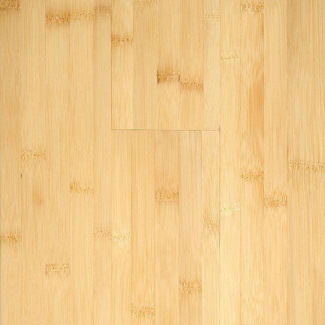 Natural Horizontal Bamboo Carolina Floor Covering