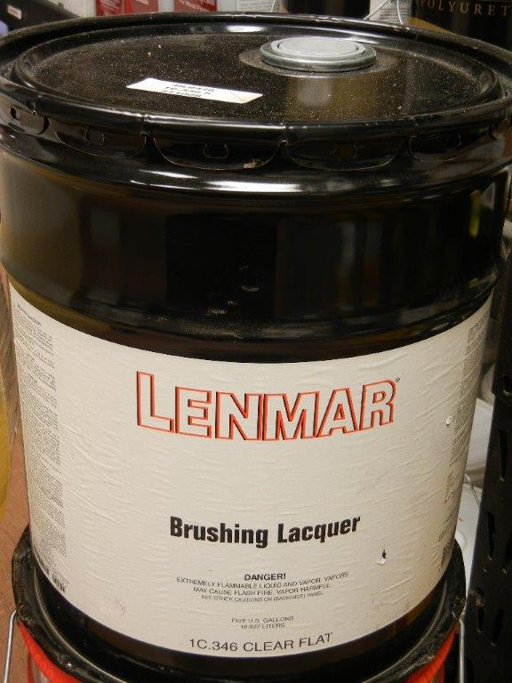Lenmar Brushing Lacquer Carolina Floor Covering