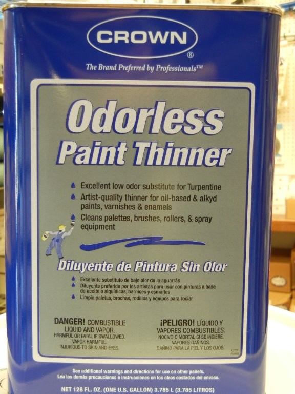 Paint Thinner For Hardwood Floors