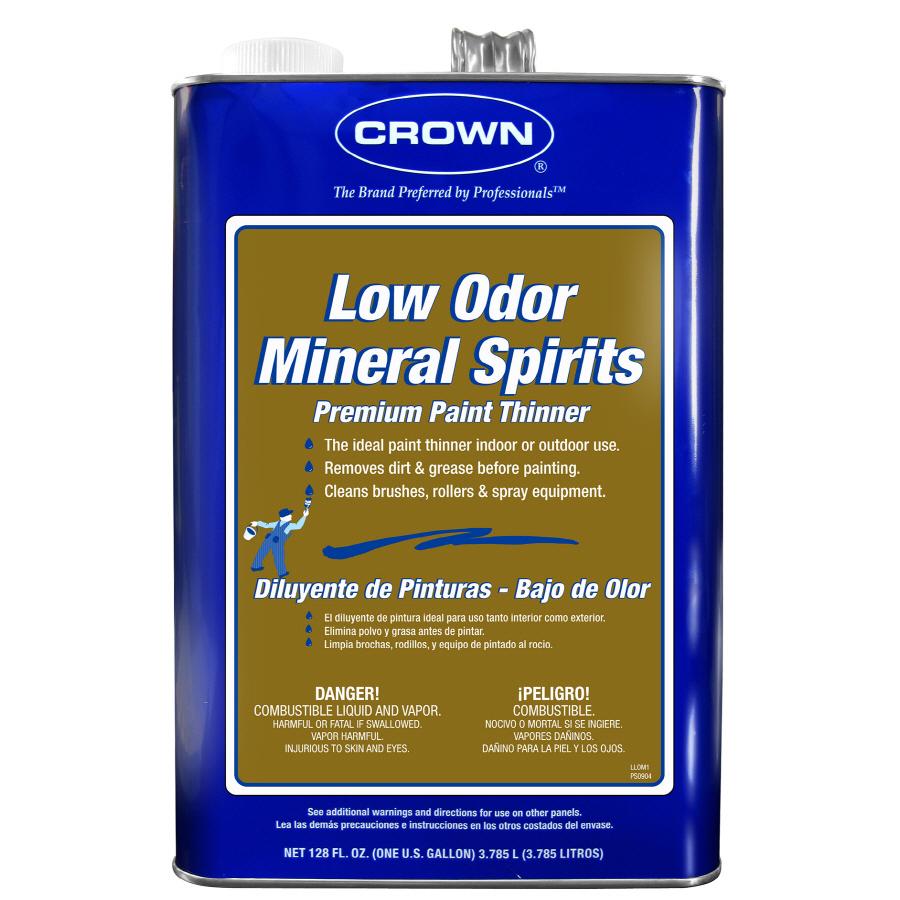 Mineral Spirits 1 Gallon Carolina Floor Covering