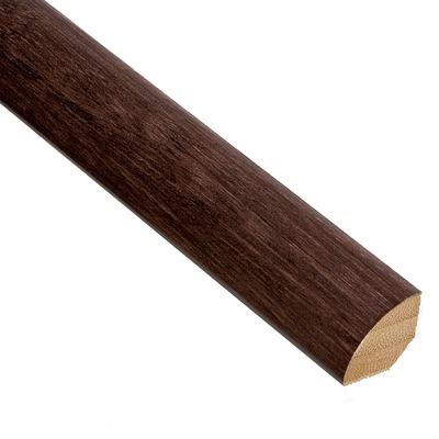 Walnut quarter round 3 4 x 3 4 carolina floor covering for Hardwood floors quarter round
