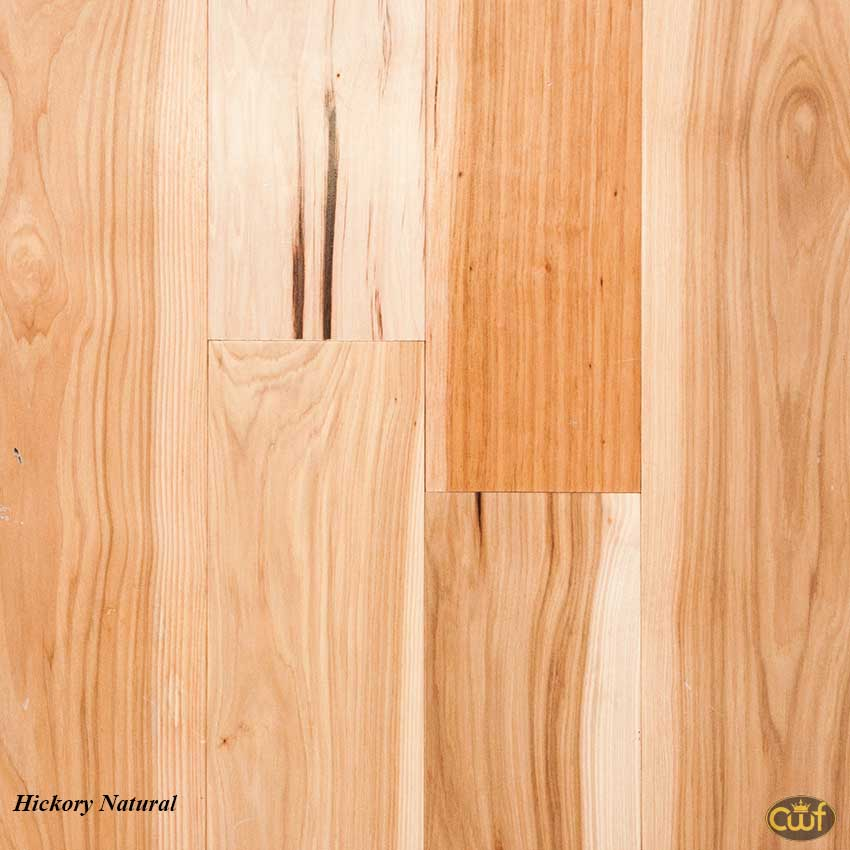Hickory Natural Timberland Wood Floors Carolina Floor Covering