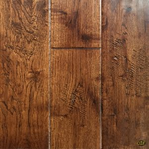 Solid Oak Handscraped Amber 190 X 5 Oh501 Prolex Flooring