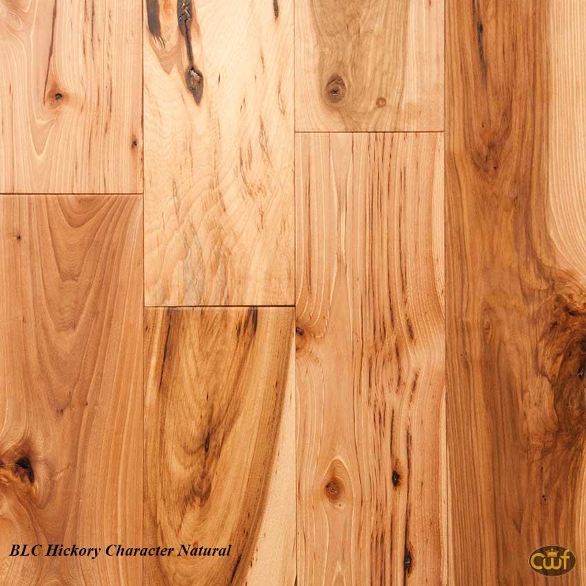 Hickory Natural Character - BLC - Carolina Floor Covering