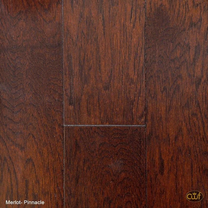 Oak smoke antique hand scraped carolina floor covering for Hardwood floors hurt feet