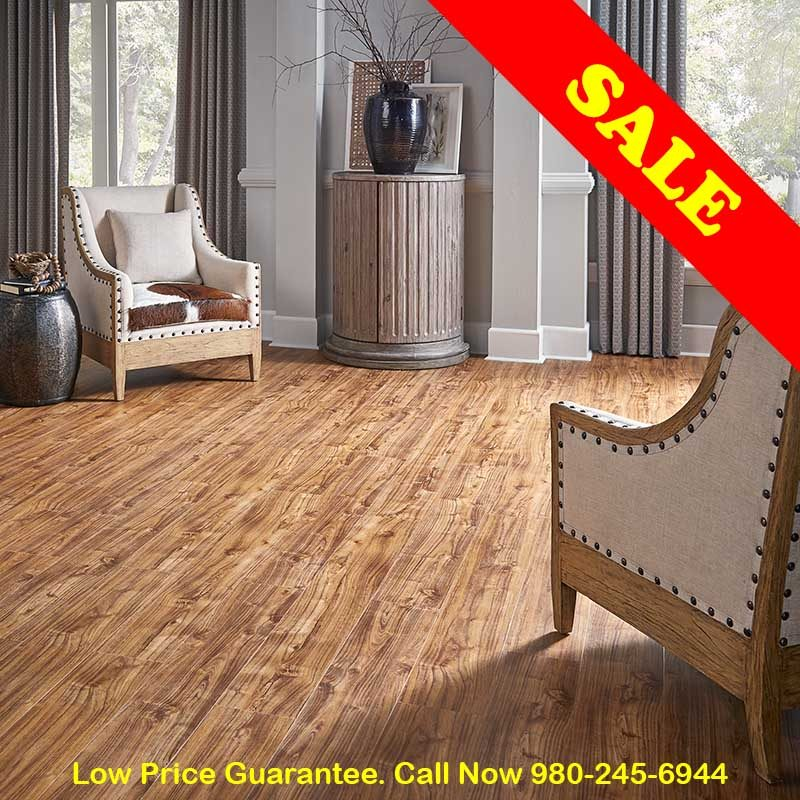 Vineyard Plank Feather Step Vinyl Carolina Floor Covering