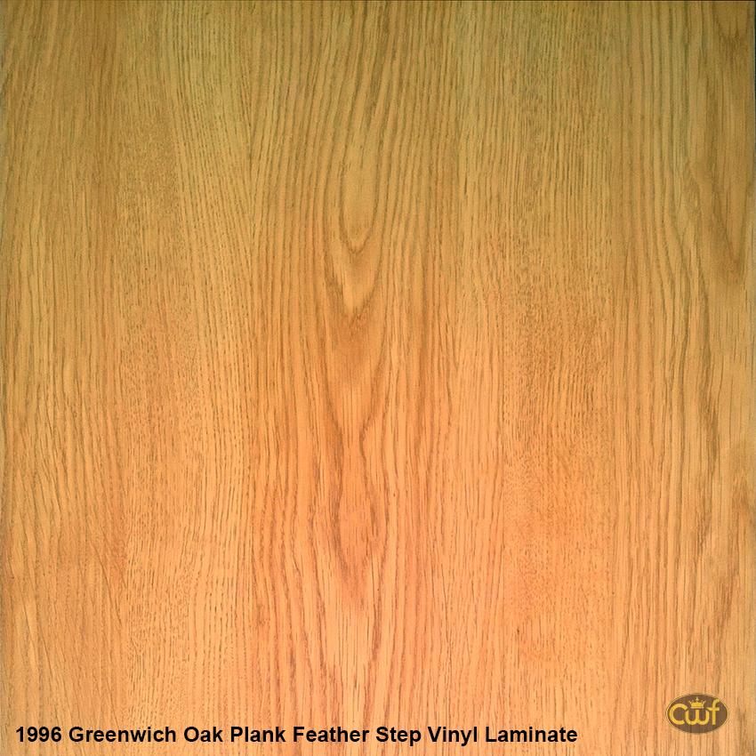 1996 Greenwich Oak Plank Feather Step Vinyl Carolina
