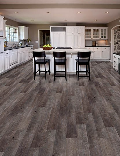 River Rock Vinyl Embossed Finish Carolina Floor Covering