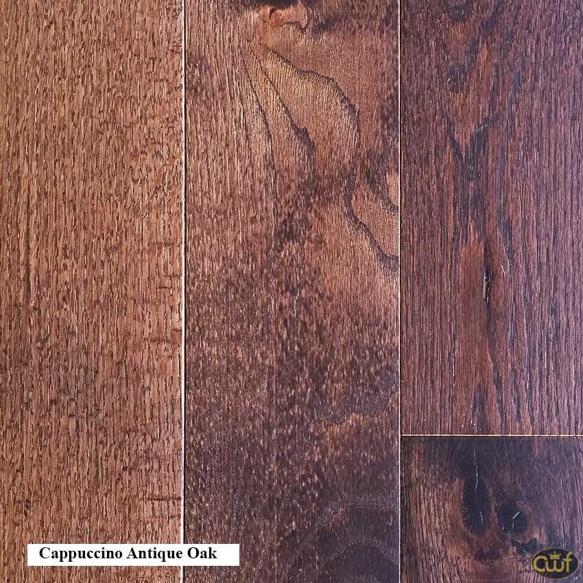 Cappuccino Antique Oak 5