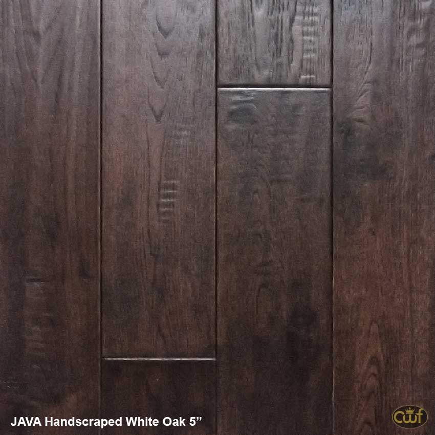 Java Hand Scraped White Oak 5 Quot Carolina Floor Covering