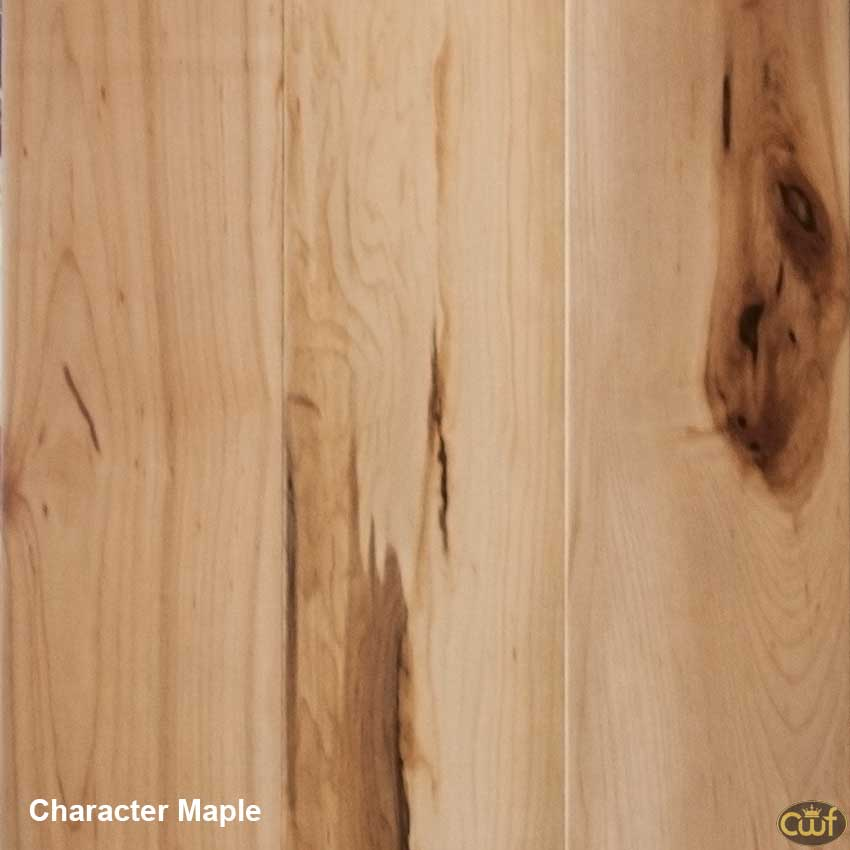 Old Growth Series Quot Character Maple Quot 5 In Carolina Floor