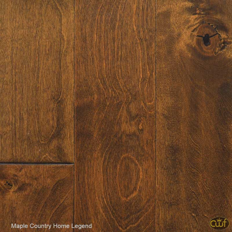 Hardwood 4 34 Engineered Maple Flooring In Country Home Legend
