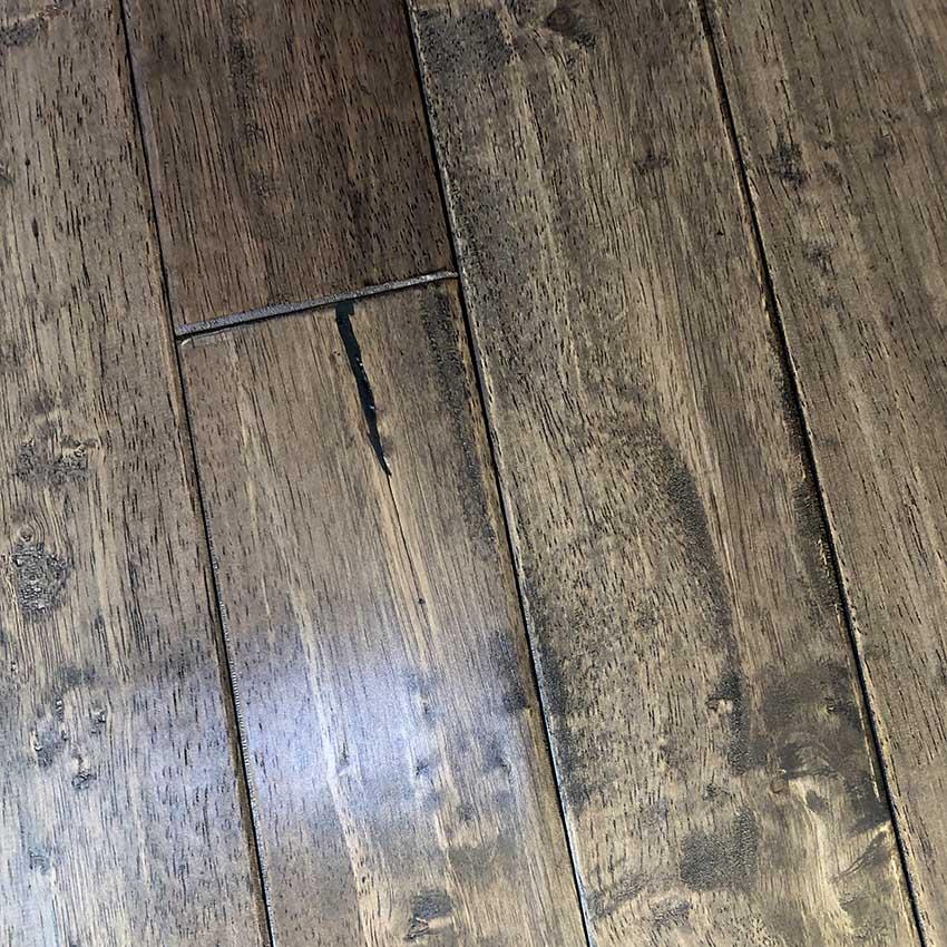 Canyon Gray Hand Scraped Seringa 3 1 4 Carolina Floor Covering
