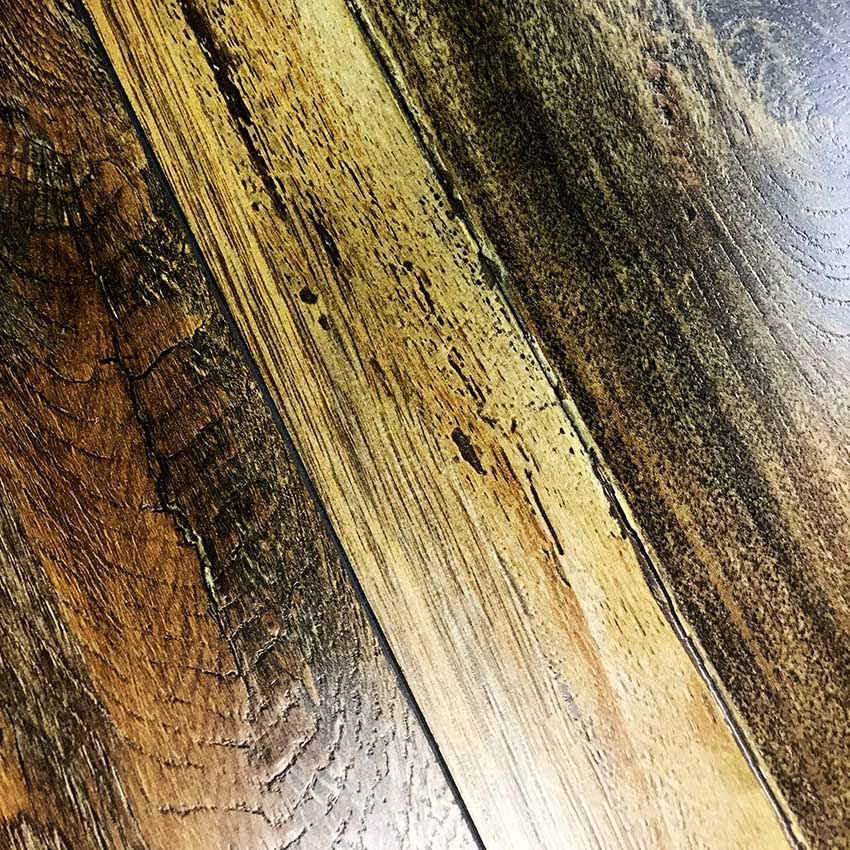 Cypress Reclaimed Timber 12mm 2 Mm